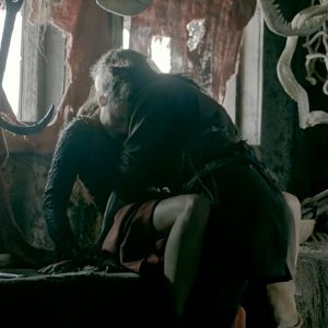 Josefin Asplund Forced Sex In Vikings Series
