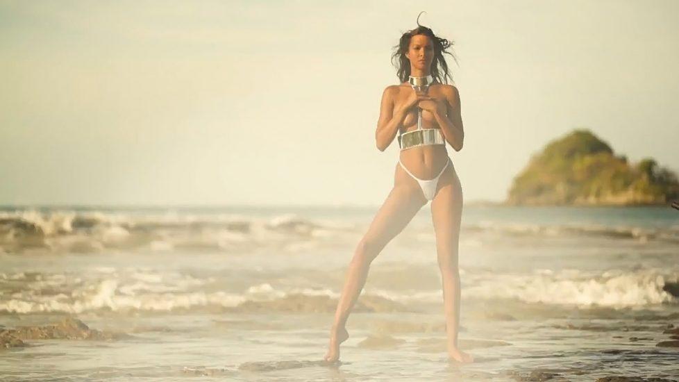 Lais Ribeiro Nude ULTIMATE Collection 94