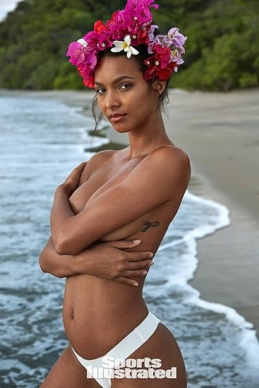 Lais Ribeiro Nude ULTIMATE Collection 87
