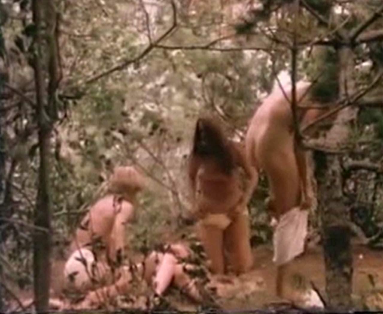 Watch Catherine burns barbara hershey nude forced sex scene in last summer video