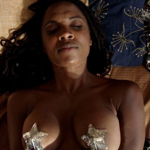 Shanola Hampton And Isidora Goreshter Juicy Threesome Sex In Shameless Series