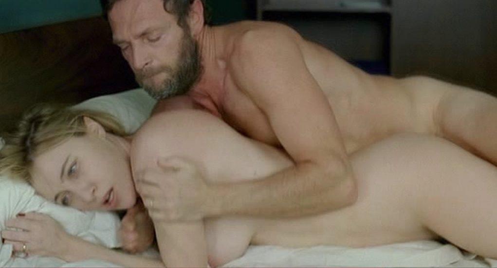 Valeria Bruni Tedeschi Nude Anal Sex Scene In 5x2 Movie