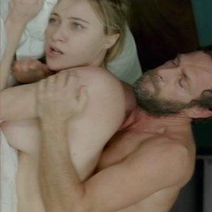 Valeria Bruni Tedeschi Nude Anal Sex Scene In 5×2 Movie