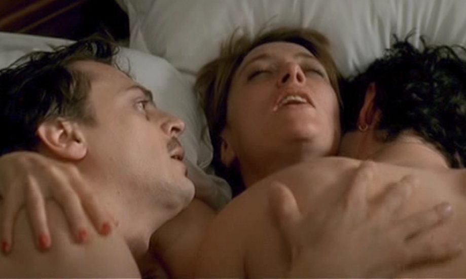 Valeria Bruni Tedeschi Threesome Sex In Time To Leave Movie