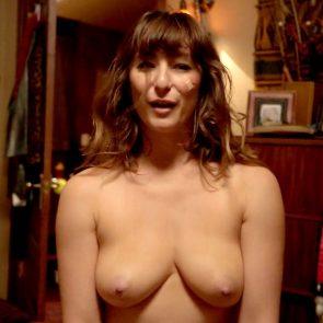 Isidora Goreshter Big Nude Boobs In Shameless Series