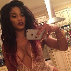 Joseline Hernandez Nude — Pics & Video Leaked ! 5