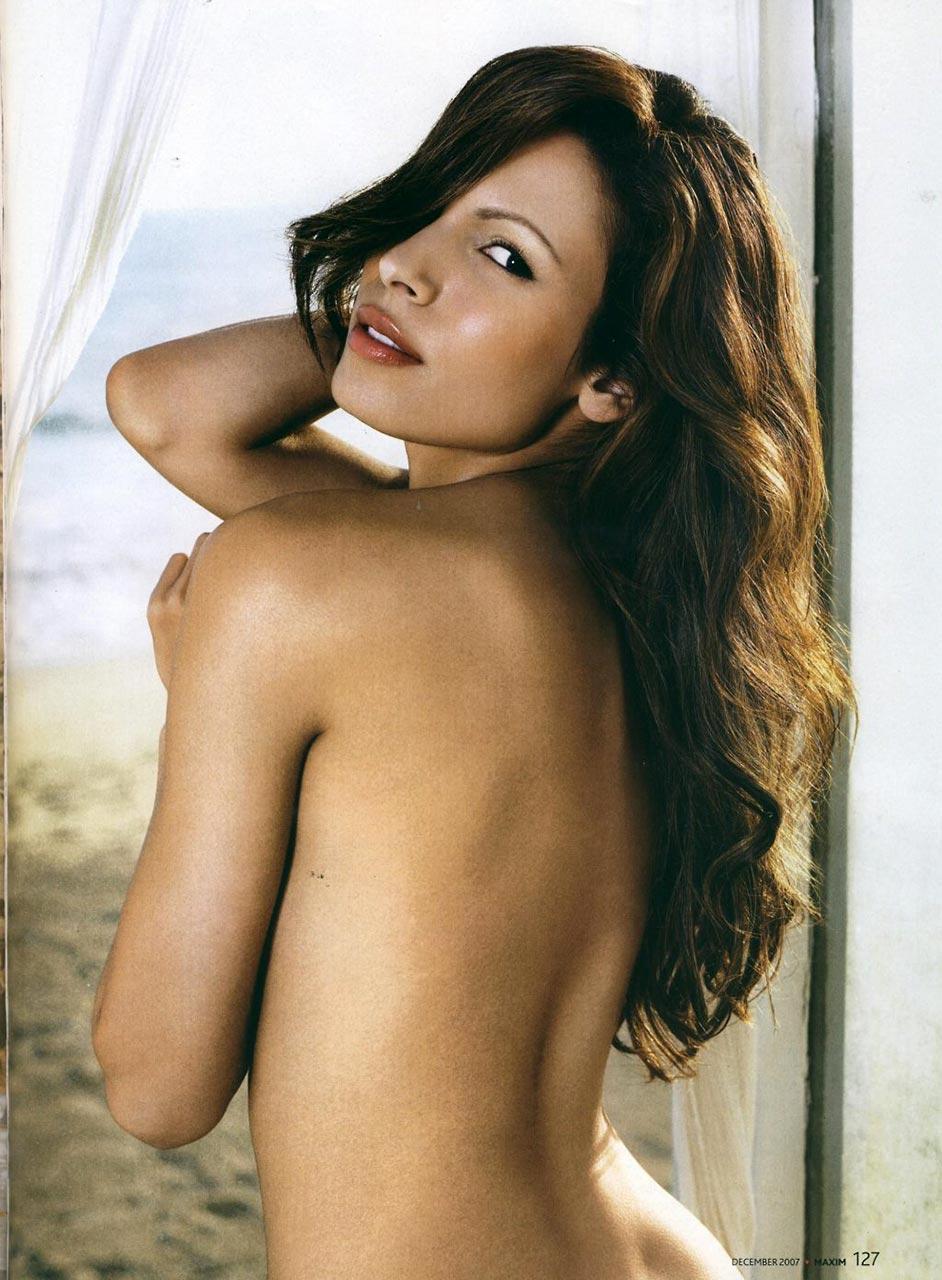 Nadine velazquez nude