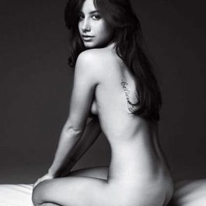 Ashley Tisdale Nude Photos and Leaked Porn [2021] 8