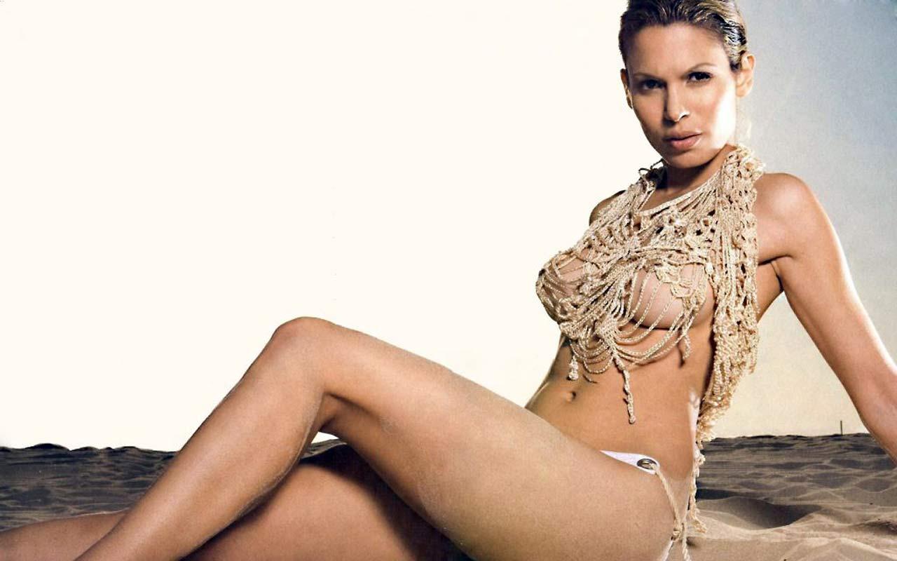 Nadine velazquez nude scene