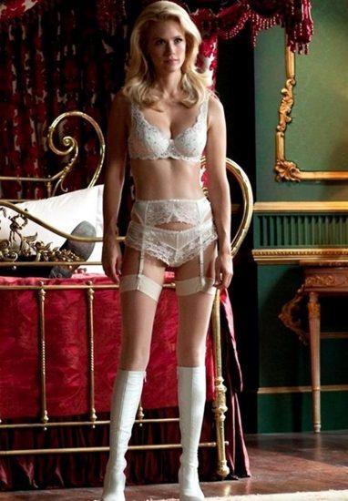 January Jones Nude Pics & LEAKED Porn + Topless Scenes 47