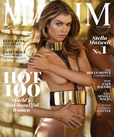 Stella Maxwell Nude LEAKED Photos & Sex Tape Porn Video 111