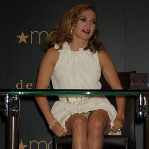 Jennifer Lopez panties