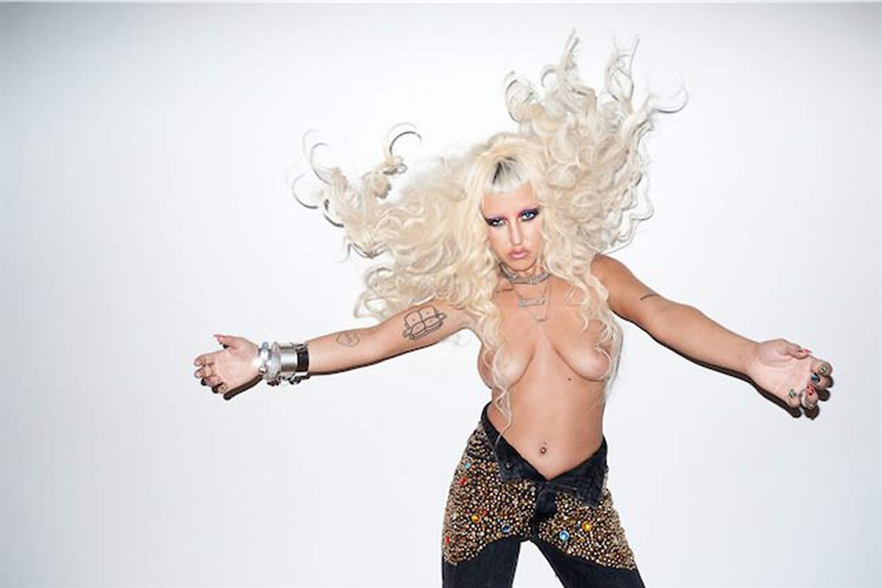 Cyrus nude miley jordan