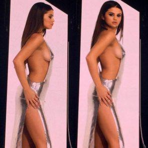 Gomez nude selena Selena Gomez