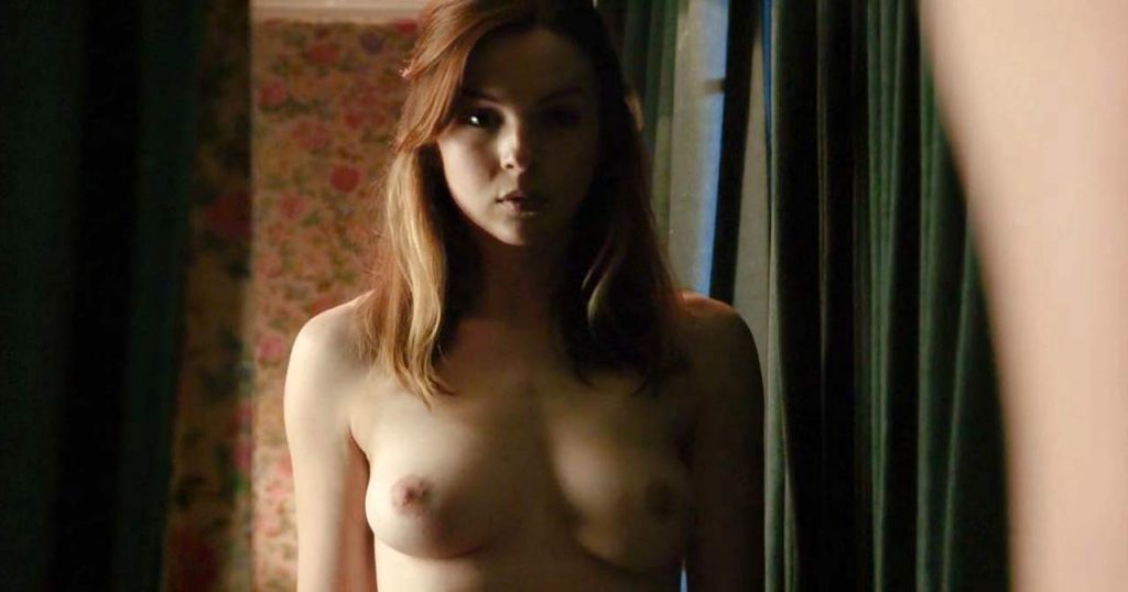 Aisling Knight Nude Pics & Topless Sex Scenes Compilation 4
