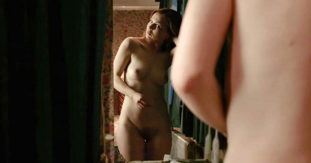 Aisling Knight Nude Pics & Topless Sex Scenes Compilation 5