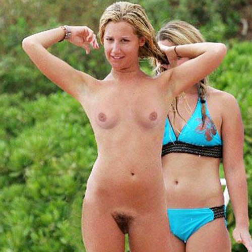 Ashley tinsdale naked pics think