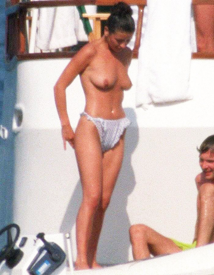 Nude catherine zeta-jones Prodigal Son's