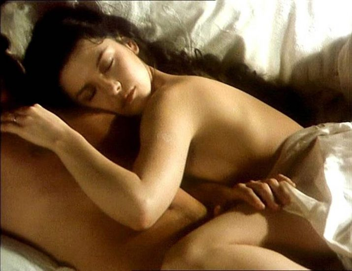 nudity Catherine zeta jones