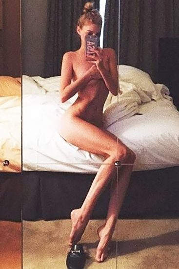 Elsa Hosk Nude & Topless Pics And LEAKED Porn Video 85
