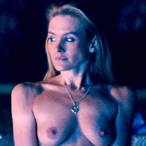 Nicky Whelan Topless Scene from 'Inconceivable'
