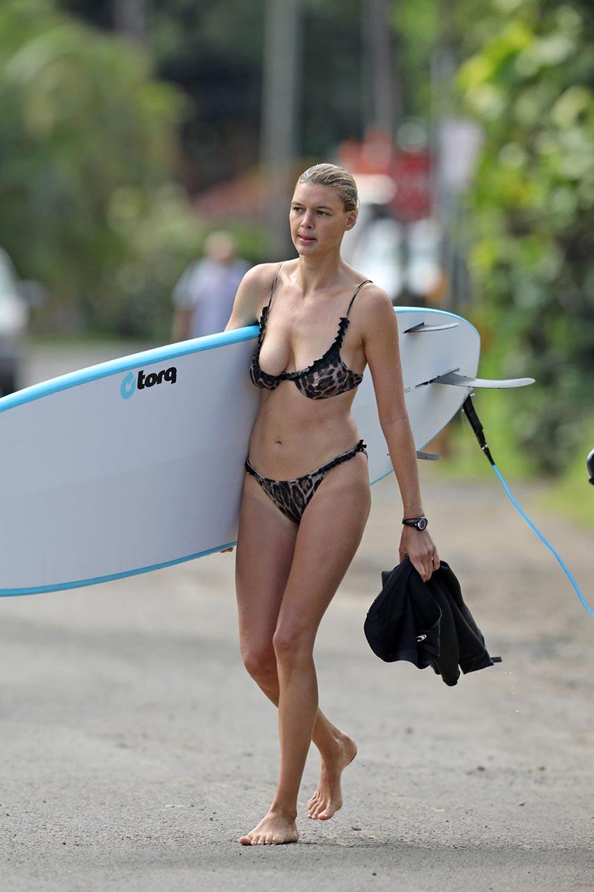 Kelly Rohrbach Bikini Pics from Hawaii - Scandal Planet