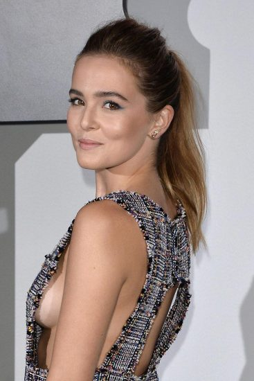 Zoey Deutch Nude & Sexy Pics And Topless Sex Scenes 4
