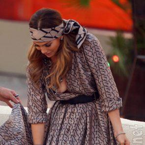 Jennifer Lopez nude nip slip