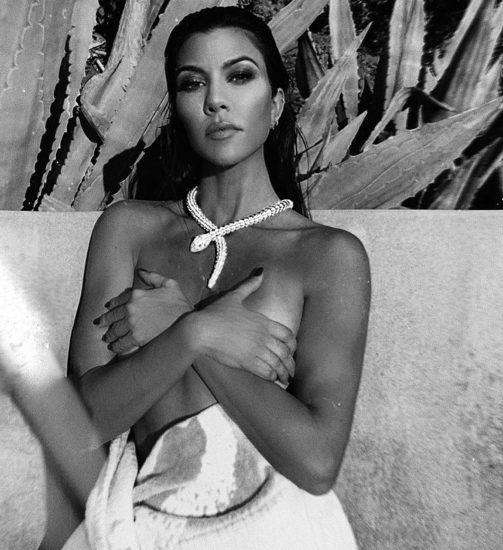 Kourtney Kardashian Nude – 2021 ULTIMATE Collection 3