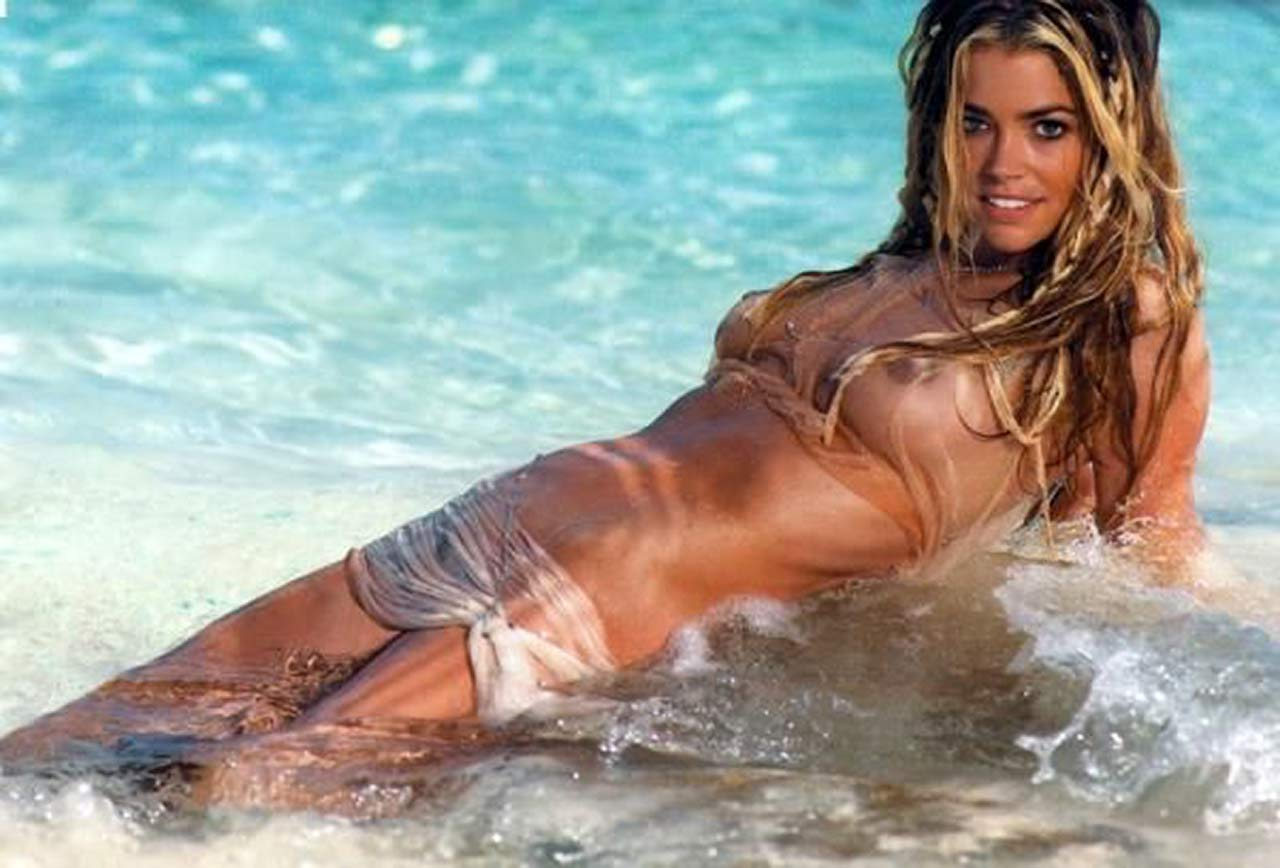Denise richards showing pussy necessary words