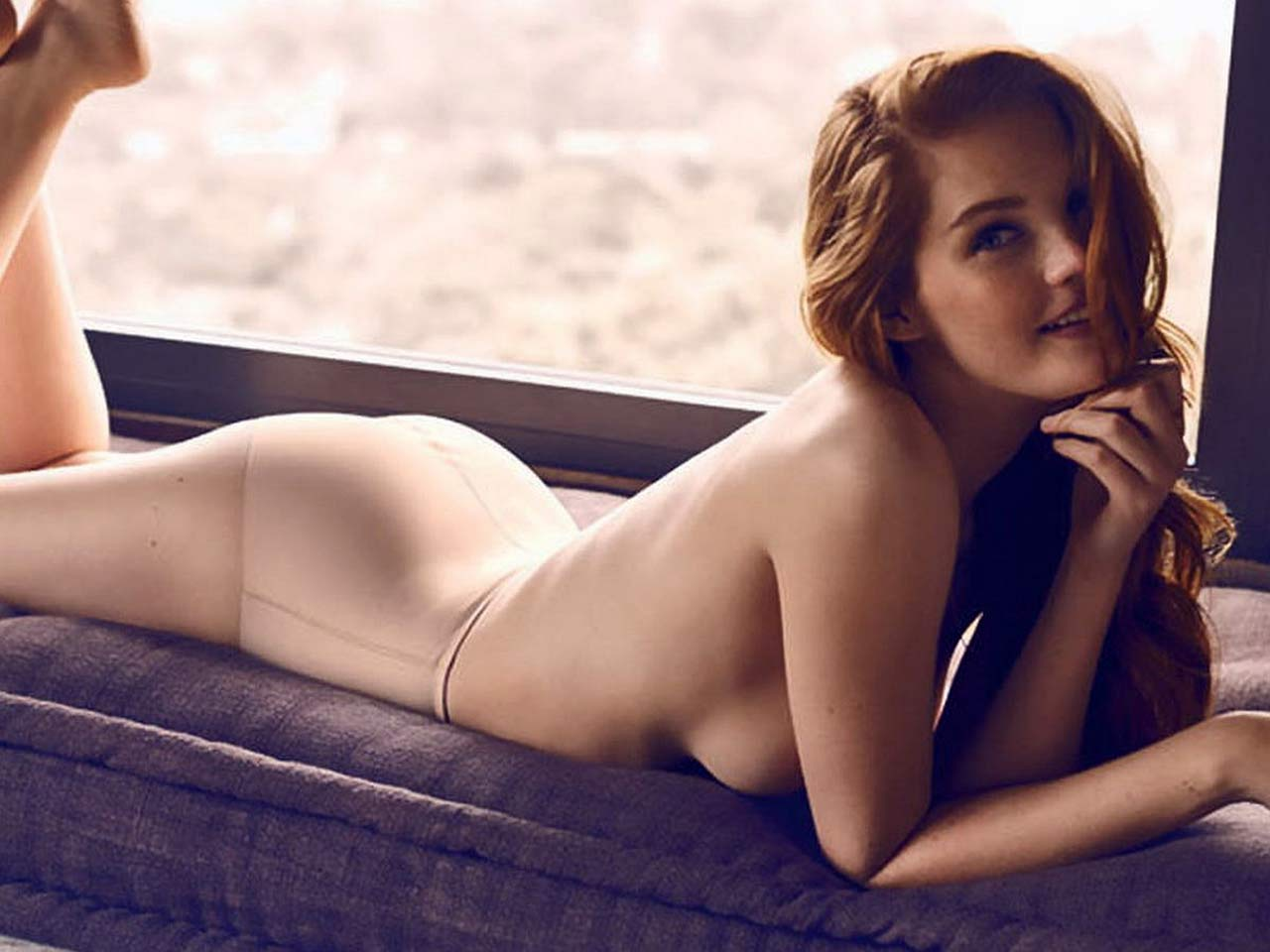 Sideboobs Pussy Alexina Graham naked photo 2017