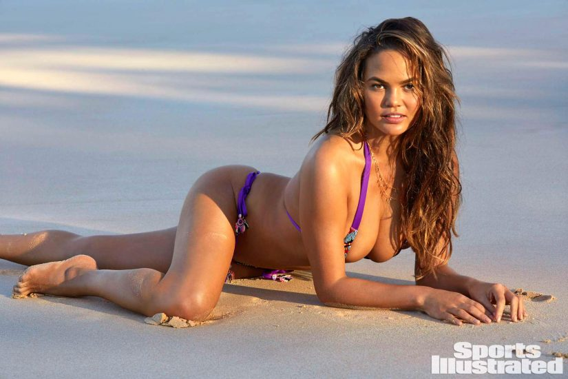 Chrissy Teigen Nude & Topless ULTIMATE Collection 44