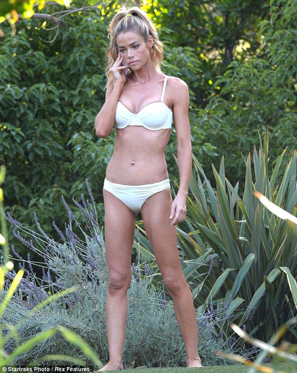 Interesting. You Denise richards topless pics