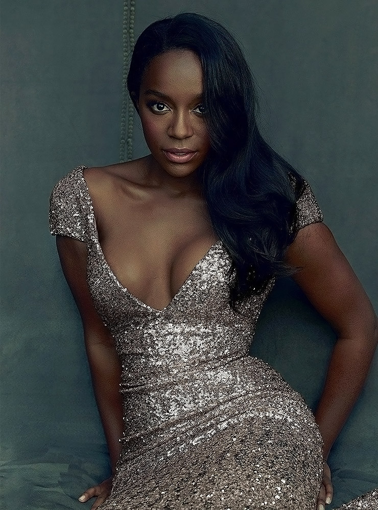 49 hot photos of Aja Naomi King that show off her sexy body