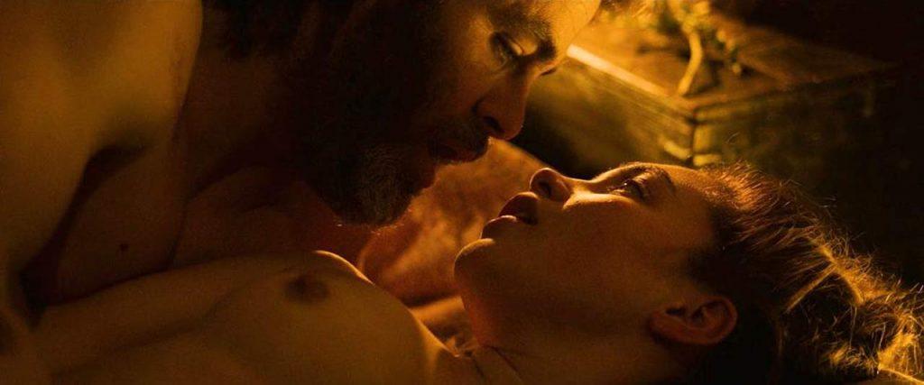 Florence Pugh sex scene