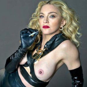 Madonna Nude Bush and Tits – Famous Singer Has a Big Collection of Nudes !