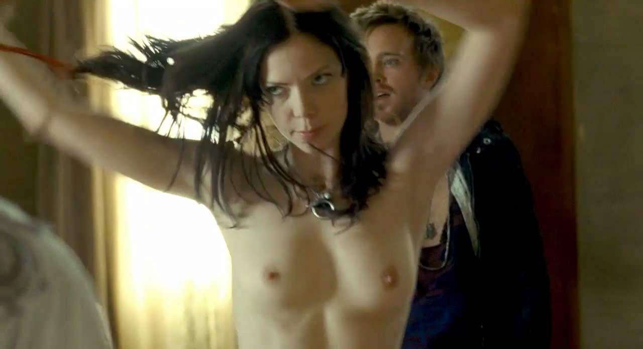 Hell Baby Nude Scene riki lindhome topless compilation from 'the last house on