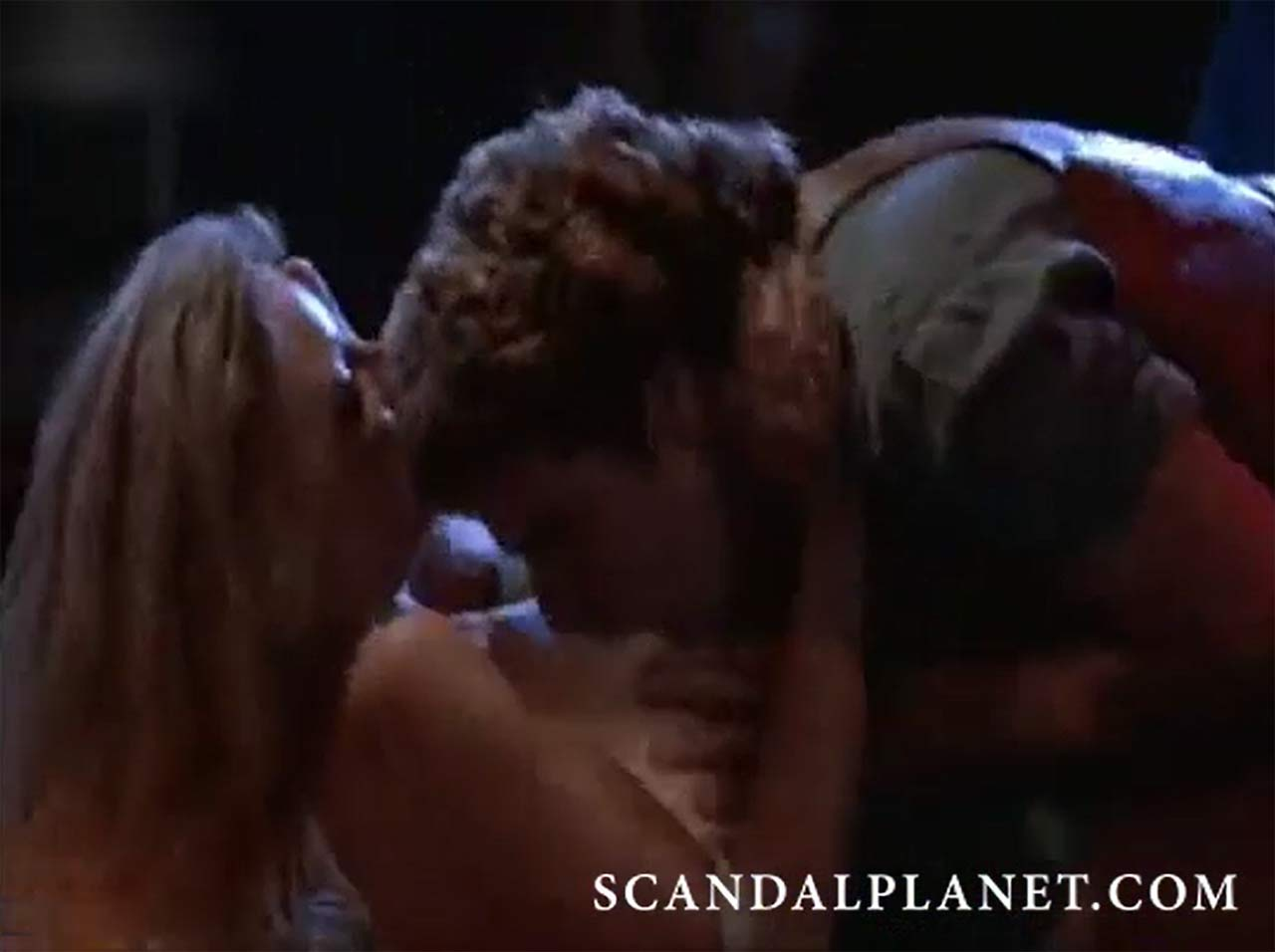 Candice Rialson Nude Forced Sex Scene from 'Hollywood Boulevard' ...