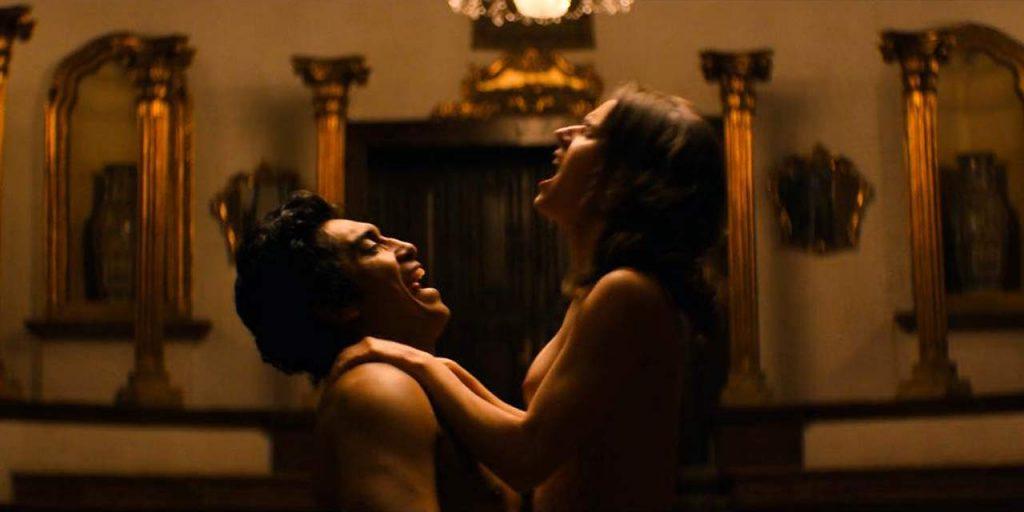 Tessa Ia Nude Pics & Topless Sex Scenes Compilation 6