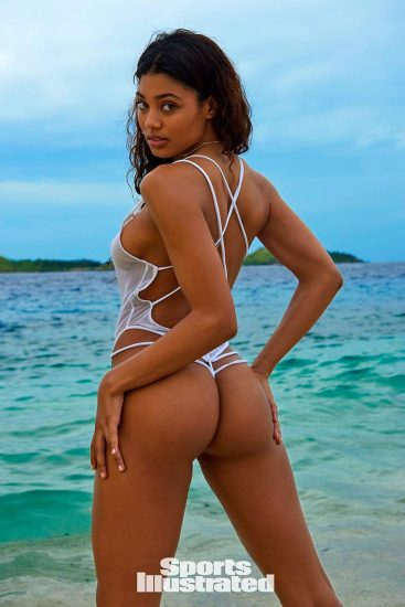Danielle Herrington NUDE & Topless Pics for Sports Illustrated 61