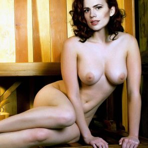 Hayley Atwell naked leaked pic