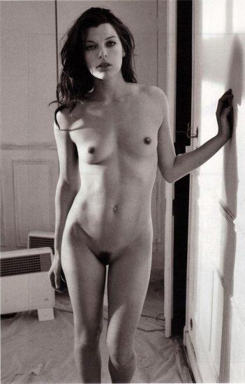 Milla Jovovich NUDE, Sex Scenes and PORN 16