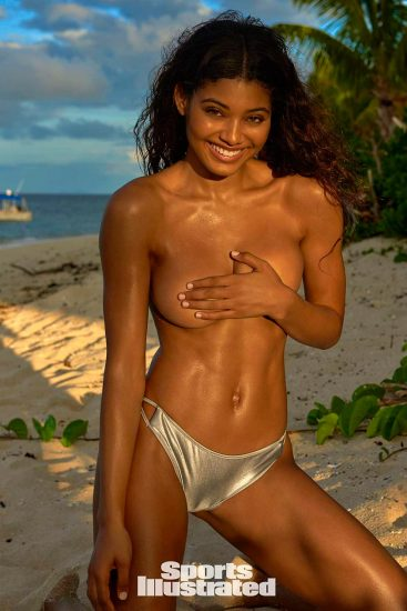 Danielle Herrington NUDE & Topless Pics for Sports Illustrated 57
