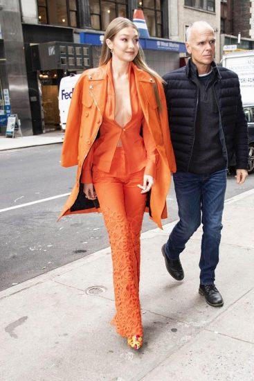 Gigi Hadid Nude – 2021 ULTIMATE COLLECTION 45