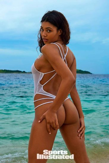 Danielle Herrington NUDE & Topless Pics for Sports Illustrated 55