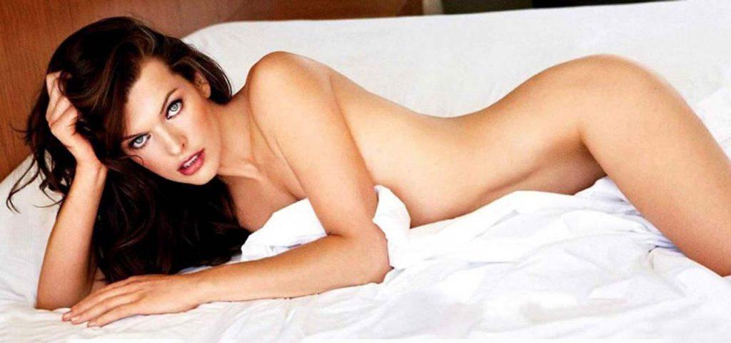 Milla Jovovich NUDE, Sex Scenes and PORN 8