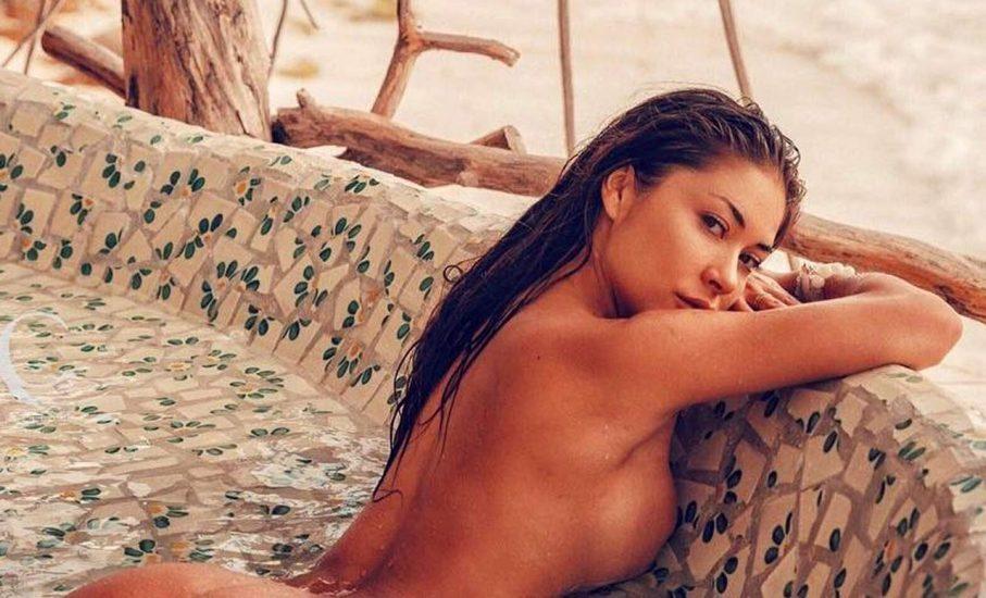 Arianny Celeste nude for playboy