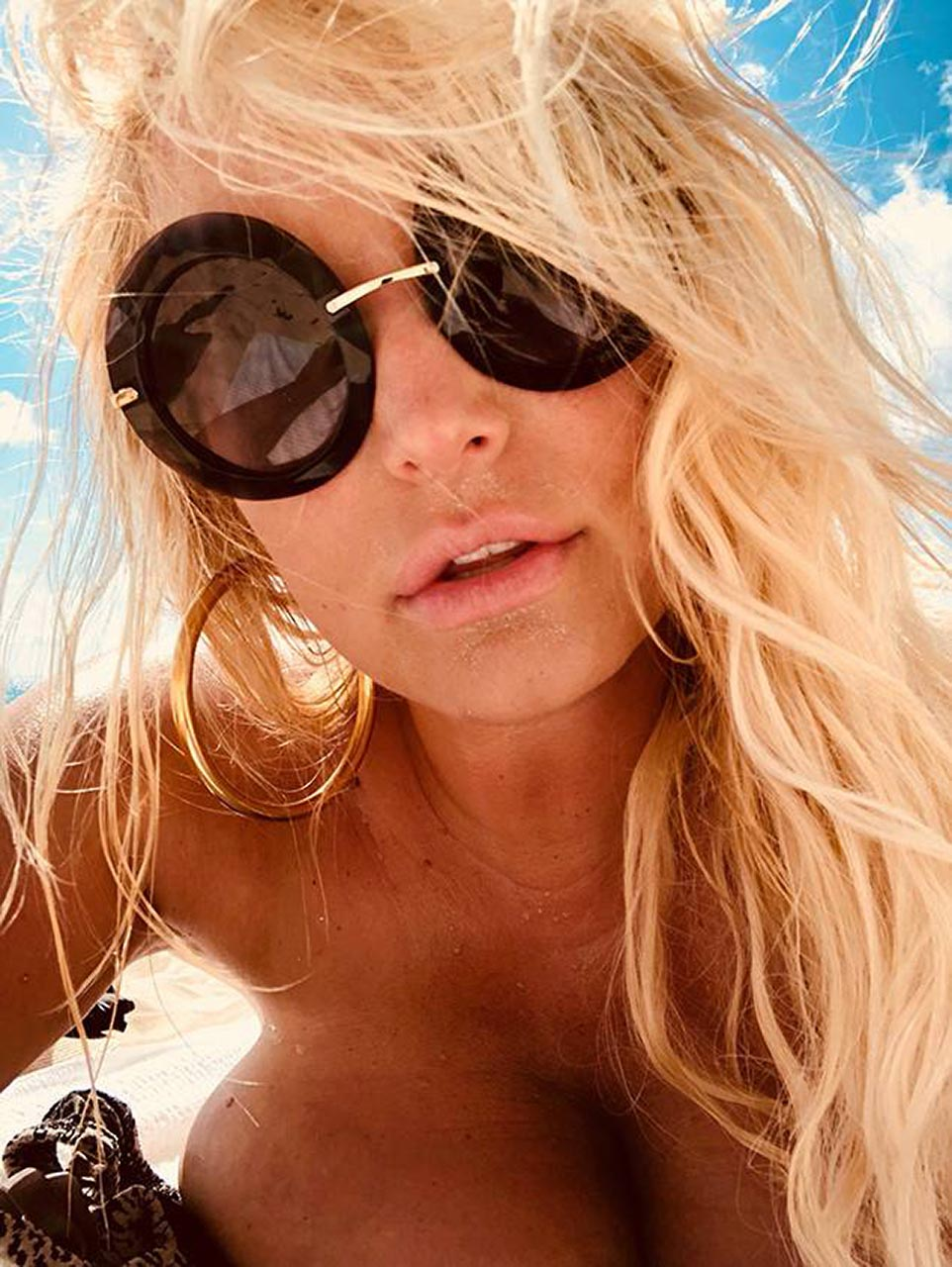 Nude Jessica Simpson nude photos 2019