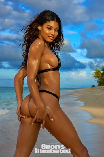 Danielle Herrington NUDE & Topless Pics for Sports Illustrated 51