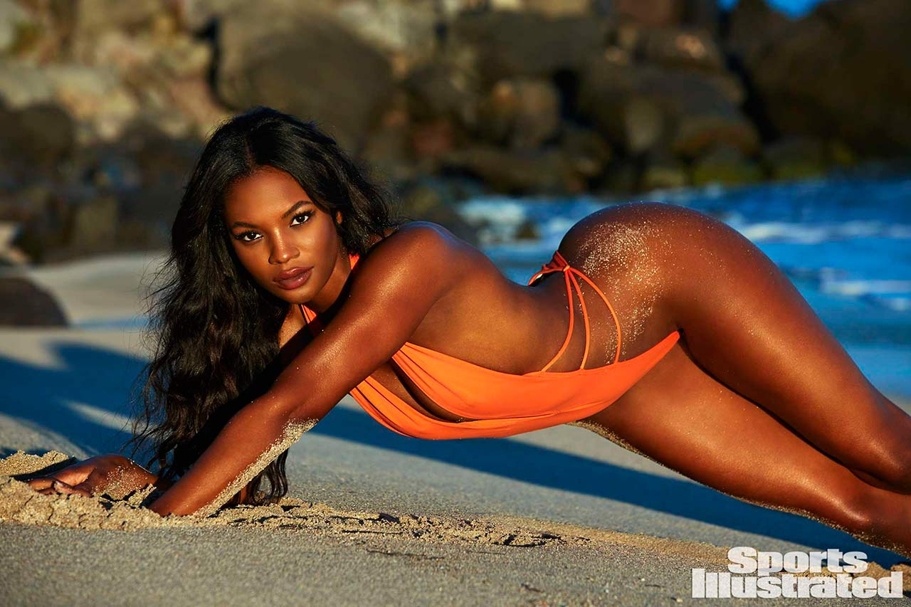 Jasmyn Wilkins Nude and Sexy for Sports Illustrated ...